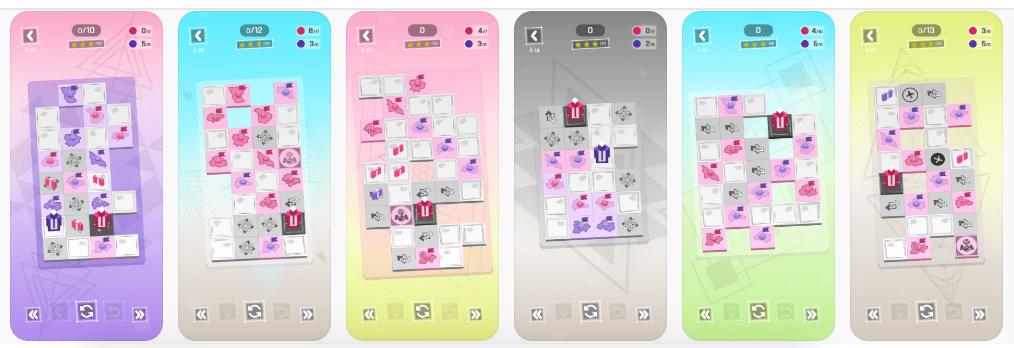 Fliplomacy AppStore Screenshots