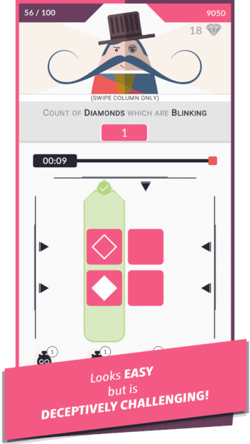 Mr. Mustachio #100 Rounds AppStore Screenshot 6