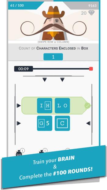 Mr. Mustachio #100 Rounds AppStore Screenshot 10